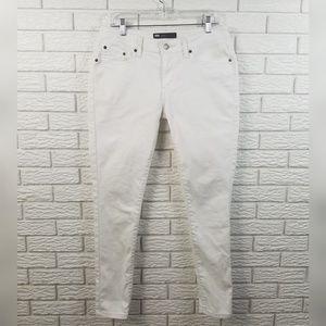 Levis Legging Skinny Jeans 31 x 30 White Denim